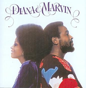 DIANA & MARVIN BY ROSS,DIANA (CD)