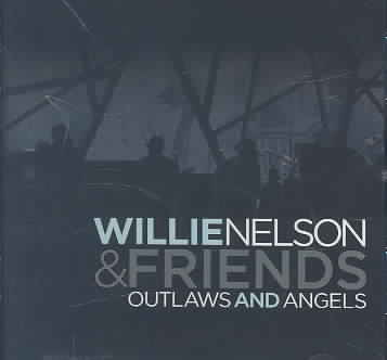 OUTLAWS & ANGELS BY NELSON,WILLIE (CD)