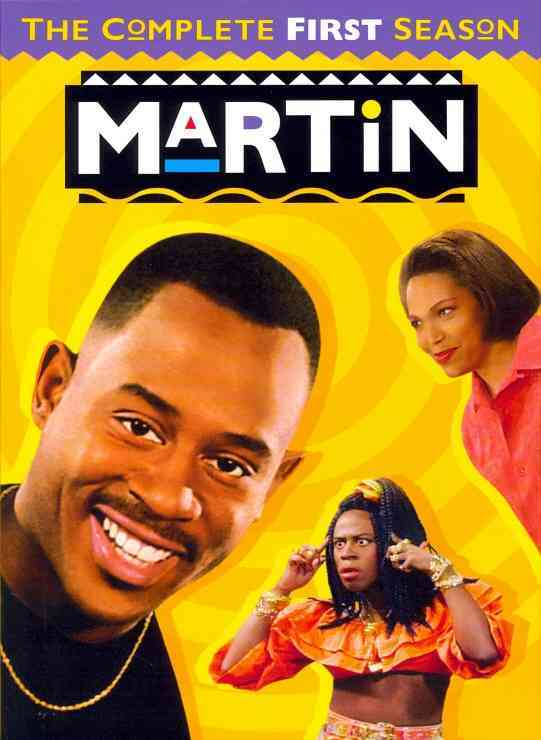 MARTIN:COMPLETE FIRST SEASON BY MARTIN (DVD)